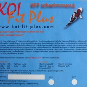Koi Fit Plus schwimmend